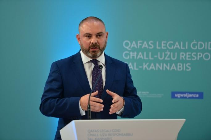 Equality Minister Owen Bonnici