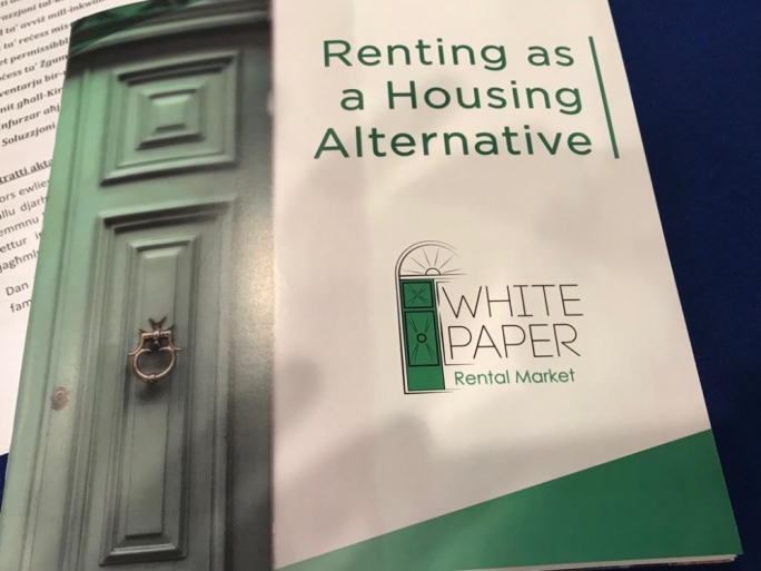The White Paper considers renting as a housing alternative