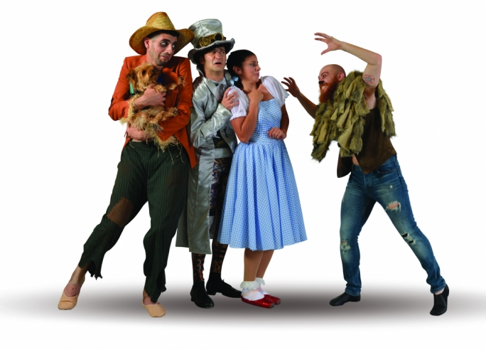 Wizard of Oz to be presented by Johane Casabene Dance Conservatoire
