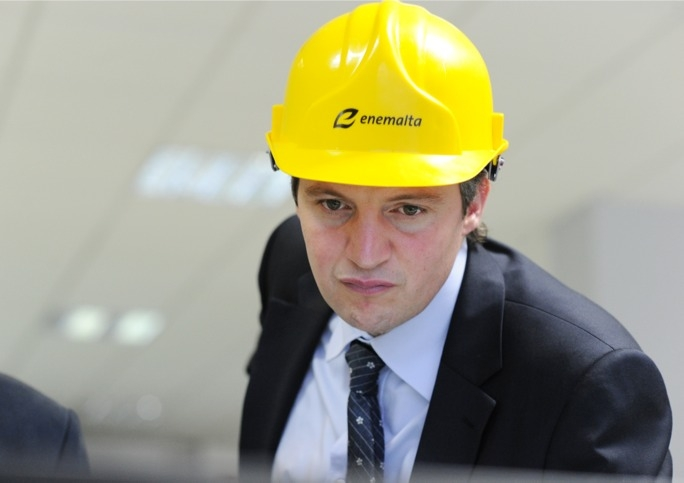 Former energy minister Konrad Mizzi was responsible for transforming Malta's energy generation to gas