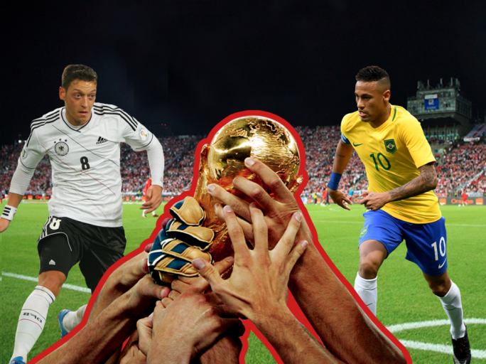 Will it be Brazil or Germany?