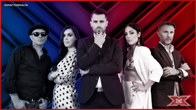 X Factor judges reconfirmed (Photo: X Factor Malta)