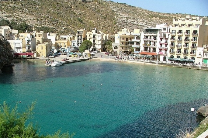 Xlendi regeneration could see replenishment of sandy beach