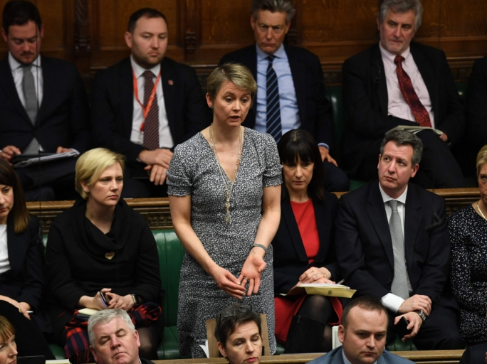 Labour's Yvette Cooper led the move, which the Commons passed in one day