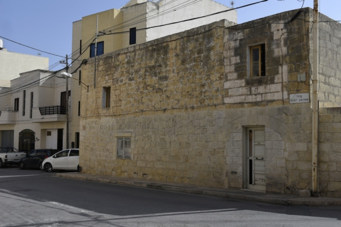 Zabbar vernacular farmhouse set for demolition